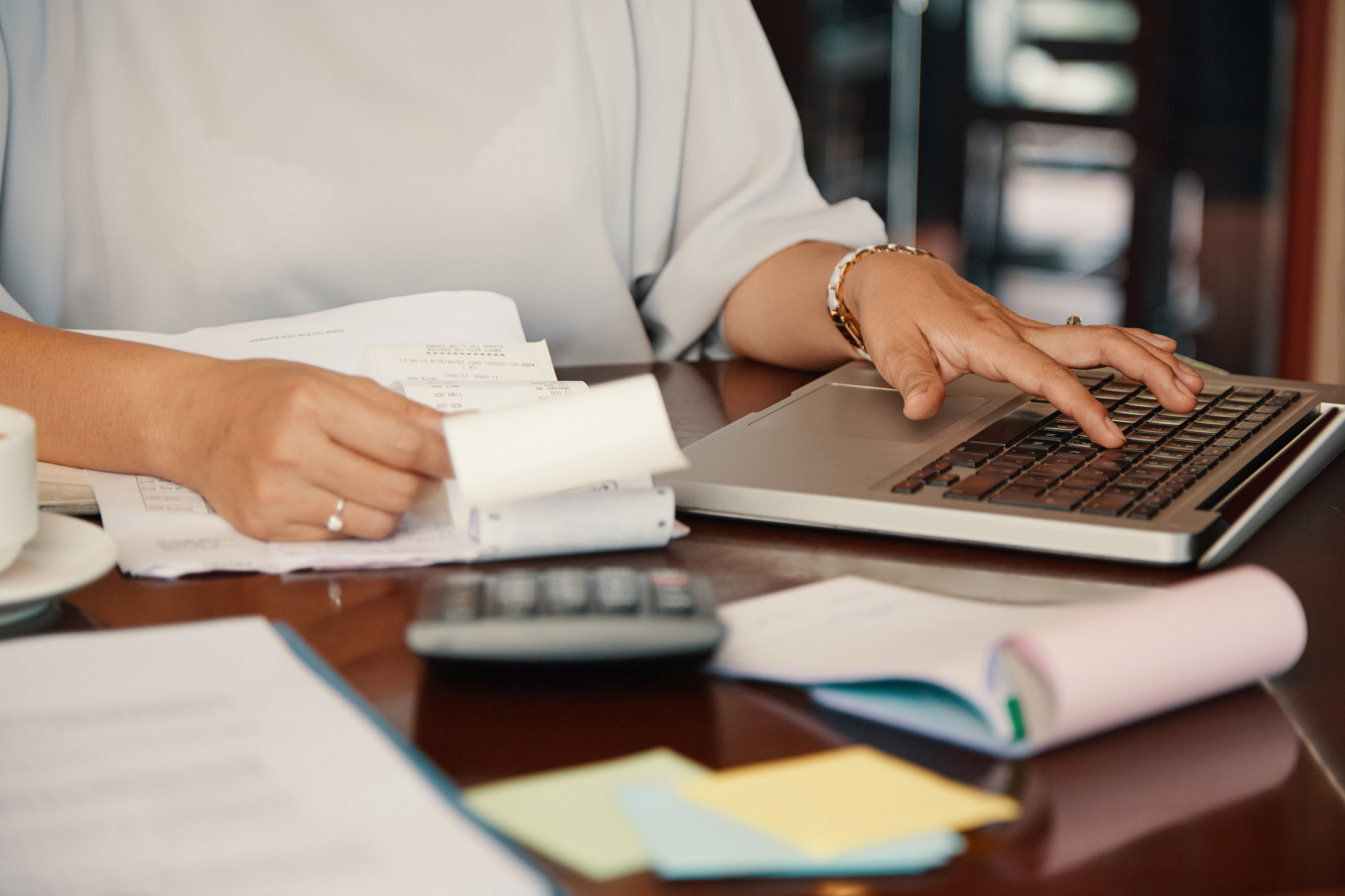 Accounting and Bookkeeping Data Entry